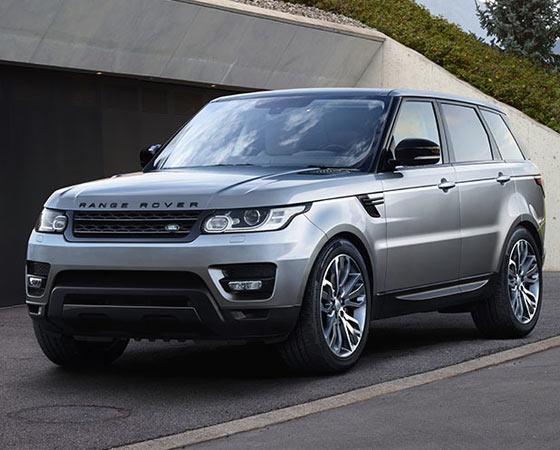 Range Rover HSE, à louer chez Prestige and Luxury