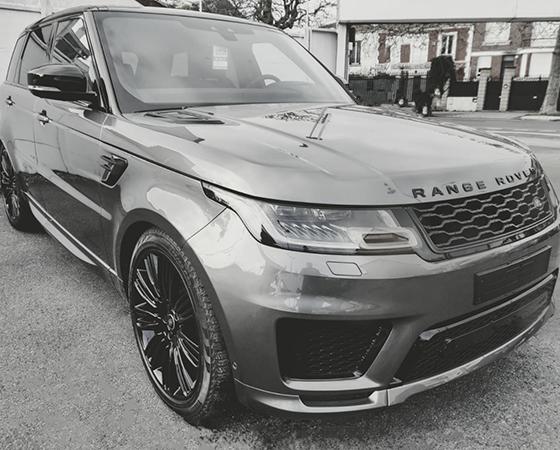 Range Rover Sport 2 - à louer chez Prestige and Luxury, Paris 17ème